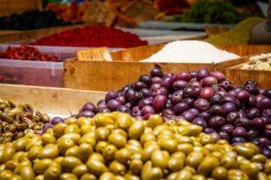 Nur hochwertige Oliven zu Olivenöl pressen!