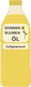 kaltgepresstes Sonnenblumenöl selbst herstellen